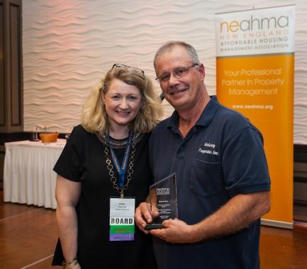 Richard Noth-Maloney Properties-Maintenance Professional of the Year