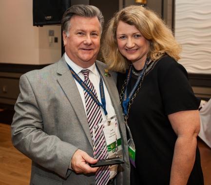 Scott F. Ployer, Peabody Properties, Inc.-CGPM of the Year