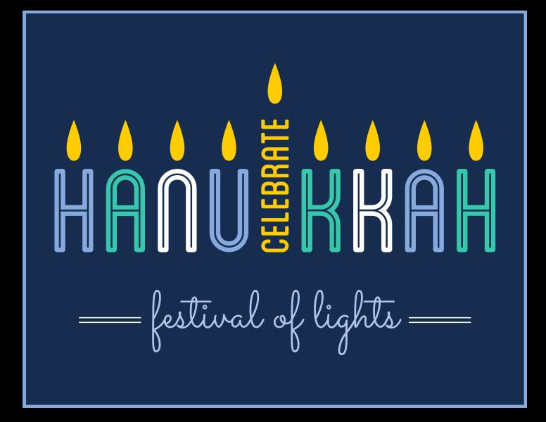 Hanukkah 2019 Calendar Happy Hanukkah 2015 2016 2017 2018 2019 2020 Celebrate Festival of