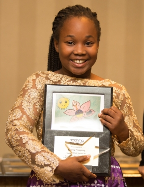 2-3rd Grade First Place, Aubrey Frimpong-Beacon Communities