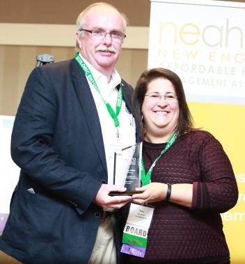 CGPM of the Year Mark Regan-Peabody Properties- Inc.